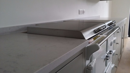 Quartz Kitchen Worktop Solutions